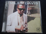 Miles Davis - At Newport 1958 _ cd,album _ Columbia (Europa , 2001 )