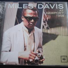 Miles Davis - At Newport 1958 _ cd,album _ Columbia (Europa , 2001 )