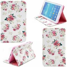 Husa Samsung Galaxy Tab 3 SM-T210 T210 T211 T215 7'' P3200 P3210 + bonus, 7 inch