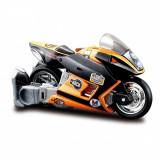 Motocicleta transformabila Maisto Cykons, 1:18, Arch
