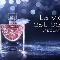 Lancome La Vie Est Belle L'Eclat Set (EDP 50ml + Mascara 2ml + L'Absolu Rouge Matte Lipstick 378 Rose 1.6g) pentru Femei
