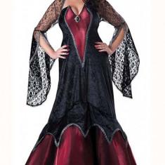 J625-311 Costum tematic Halloween, model vampir, M
