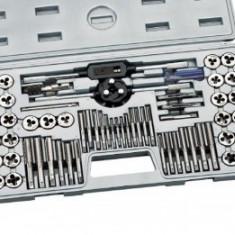Trusa de tarozi si filiere metrice din otel aliat M101 (HTC-ITALIA)