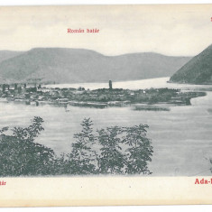 4161 - ADA-KALEH, island, Romania - old postcard - unused