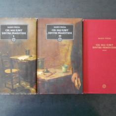 MARIN PREDA - CEL MAI IUBIT DINTRE PAMANTENI  3 volume, Jurnalul