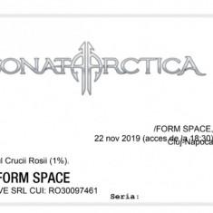 Bilet Concert Sonata Arctica, Cluj 22 nov