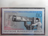 Serie timbre nestampilate Germania Berlin Vest MNH Berlin West