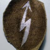 M.013 GERMANIA AL III-LEA REICH VANATORI Army nachtrichten (signals) Jager