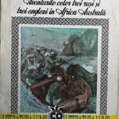 Aventurile celor 3 rusi si 3 englexi in Africa Austraal Jules Verne