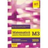 Bacalaureat - MATEMATICA M3 Filiera tehnologica, toate profilurile si specializarile Marian Andronache, Dinu Serbanescu, Marius Perianu, Catalin Ciup