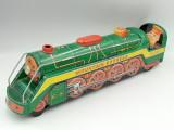 De colectie! Jucarie trenulet vechi Mountain Express anii 1970 !