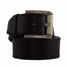 Curea barbati, din piele naturala, marca Bond, 4310-1, negru