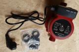 Pompa de ridicare a presiunii apei calde pentru panouri solare nepresurizate 245W