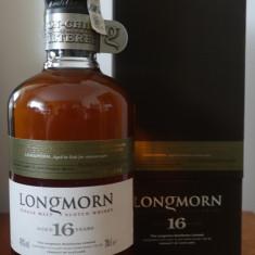 Whisky Longmorn 16 ani 2008 imbuteliat, sigilat, timbru, 70cl / 48%