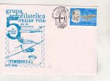 Bnk fil Plic ocazional Timisoara 1986 - Gruparea aerofilatelica Traian Vuia