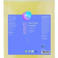 Sonett Sapun lichid ecologic Lavanda 10L