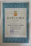 DIPLOMA MERITE IN ACTIVITATEA SPORTIVA 1975