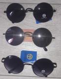 Ochelari de soare rotunzi vintage retro gen John Lennon,adulti sau copii