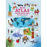 Marele atlas ilustrat pentru copii - Usborne