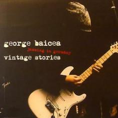 George Baicea Vintage Stories (cd)