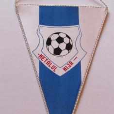 "Fanion fotbal - ""METALUL"" MIJA"
