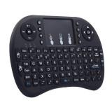 Mini Tastatura Wireless Iluminata LED pentru PC, Laptop, Tableta, Xbox, Smart TV, Play Station, Raza 10m, Palmonix