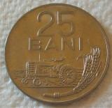 Moneda 25 BANI - RS ROMANIA, anul 1966   *cod 354 C - circulata