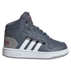Ghete Copii Adidas Hoops Mid 20 I EE6717