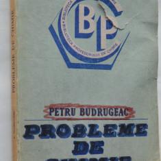 Probleme de chimie - Petru Budrugeac 1986