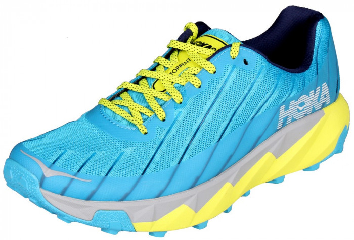 Torrent pantofi alergare barbati albastru-galben UK 9