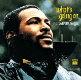 Marvin Gaye Whats Going On 180g HQ LP (cd)