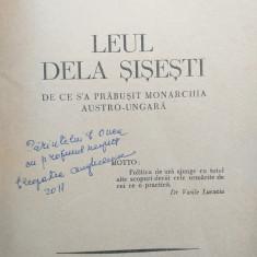 TIRON ALBANI - LEUL DE LA SISESTI ( VASILE LUCACIU ) PRIMA EDITIE 1936