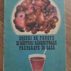 SUCURI DE FRUCTE SI BAUTURI RACORITOARE PREPARATE IN CASA - JEAN JURUBITA