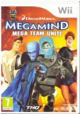 Joc Nintendo Wii Dreamworks Megamind: Mega Team Unite - B