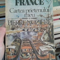 Cartea prietenului meu Pierre Noziere – Anatole France