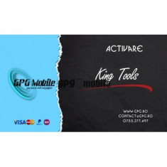 Activare King Tools