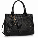 L&S Fashion LS00374B de mana neagra