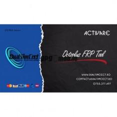 Activare Octoplus FRP Tool