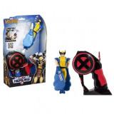 Lansator super-eroi Wolverine zburator, 43 x 33 x 19 cm, 4 ani+