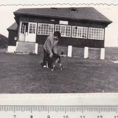 bnk foto - Cabana Ciucas - anii `60