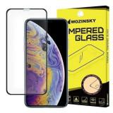 Folie Sticla iPhone XS ,iPhone X,iPhone 11 Pro - Wozinsky 5D Edge to Edge Neagru