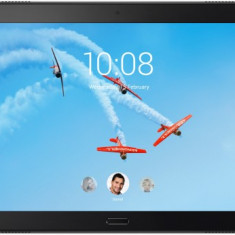 Tableta Lenovo Tab P10 TB-X705L, Procesor Octa-Core 1.8GHz, IPS Capacitive touchscreen 10.1inch, 4GB RAM, 64GB Flash, 8MP, Wi-Fi, Bluetooth, 4G, Andro