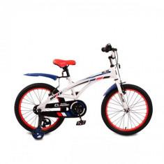 Bicicleta pentru copii cu roti ajutatoare Classic 20 inch