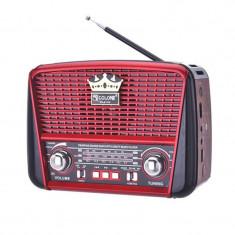 Radio portabil RX-BT455, USB/SD, lanterna