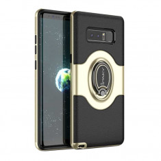 Husa Spate Ipaky Iring Magnetic Samsung Note 8 Gold