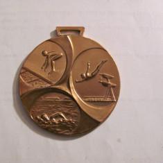 """CY - Medalie Sport """"Federatia Romana de Natatie / 1991"""""""