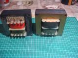 Transformator de retea pentru audio 45v-0-45v /250W /monoblock