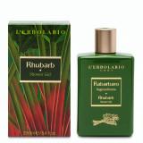 L'Erbolario, Gel de dus Rhubarb, 250ml