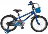 Bicicleta Velors V1801A pentru copii 6-8ani, Roti 18inch (Albastru)