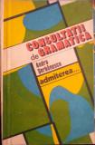 Consultații de gramatică